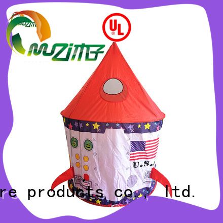 Muzi high quality kids play tent house manufacturer for girl