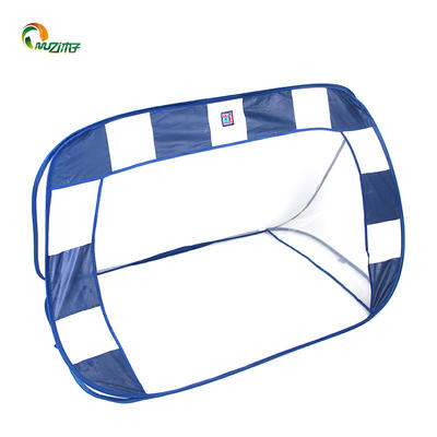 Pop-up foldable portable outdoor digital printing kids indoor tent for football tent with breathable mesh S-001