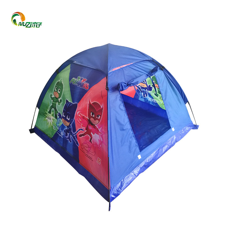 Pacific play tents pop up tent for kids for indoor / outdoor polyester fabric with pe floor Y-001