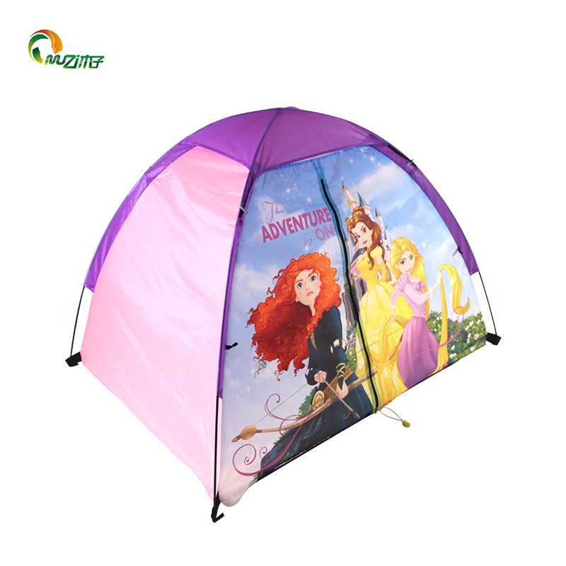 Fiberglass pole with frozen / PJ / CAR3 design dome tent Y-002 no bottom for  indoor tent / outdoor tent