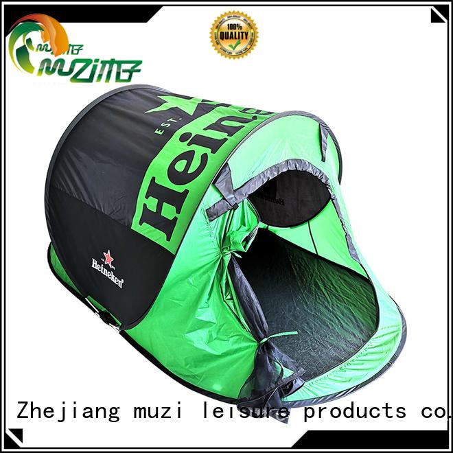 Muzi waterproof sunshade beach tent manufacturer