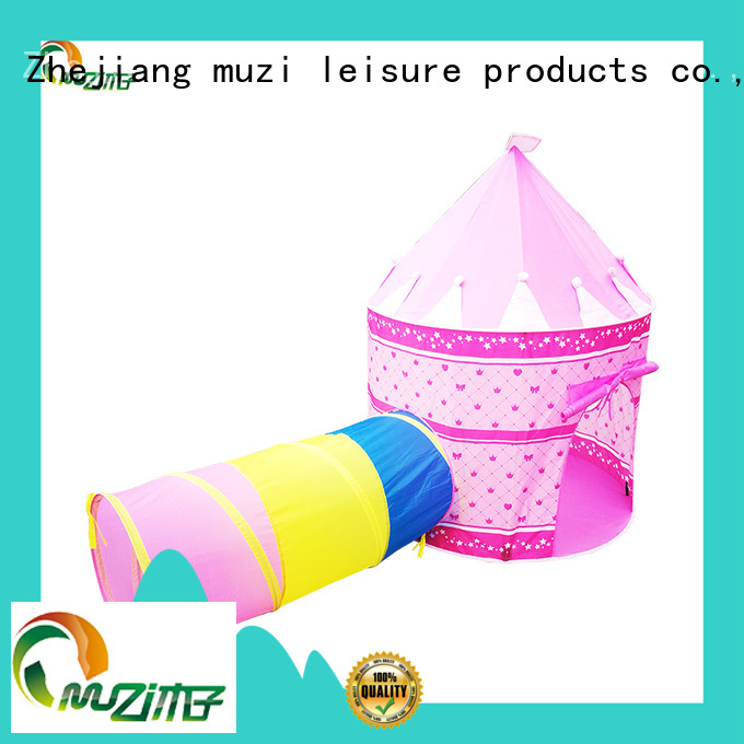 Muzi pop kids tunnel from China for kids