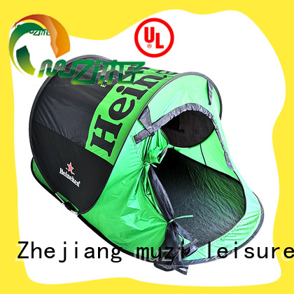 Muzi custom sun shade tent factory