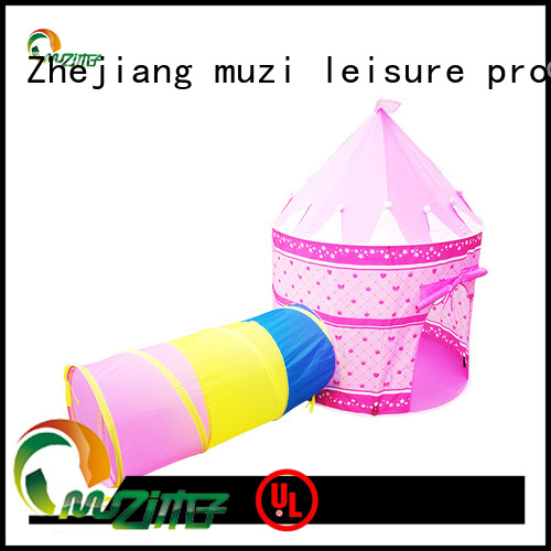 Muzi highly recommend girls indoor tent custom made for boy