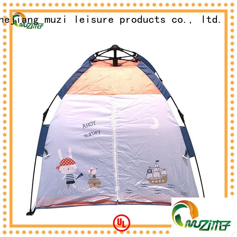 Muzi cheap kids pop up play tent export worldwide for boy
