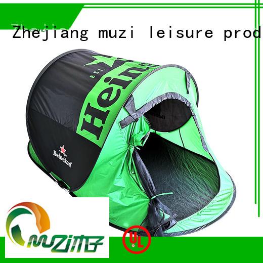 Muzi durable beach tent sun shelter factory