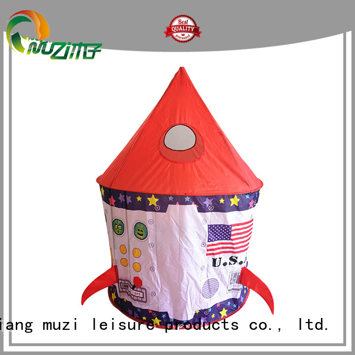 Muzi best quality boys tent trader for babies