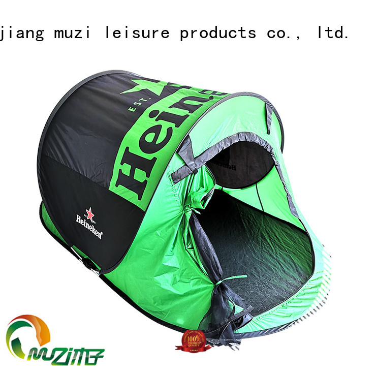 Muzi factory price sun shade beach tent factory for kids