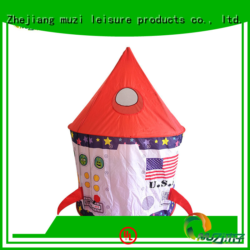 Muzi hot recommended childrens indoor play tent chinese manufacturer for girl