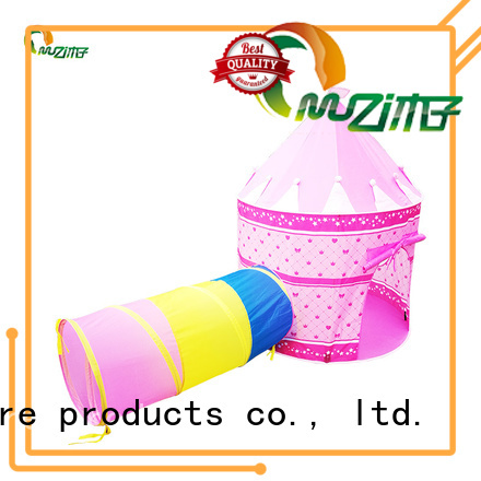 best quality pop up playhouse tent pink from China for indoor