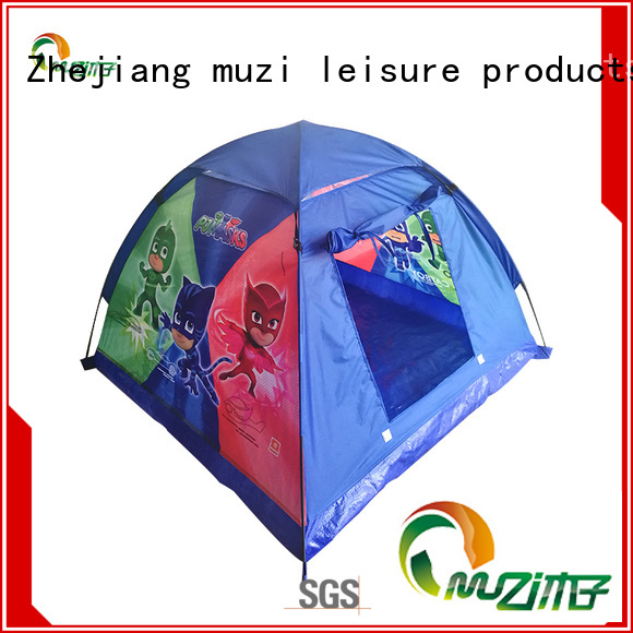 Muzi d002 kids pop up play tent custom made for children