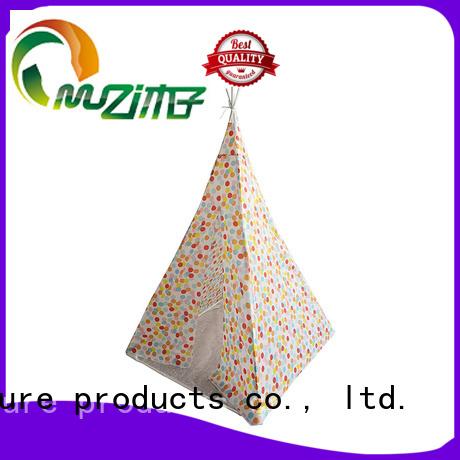 Muzi high quality princess tent indoor bulk purchase for kids