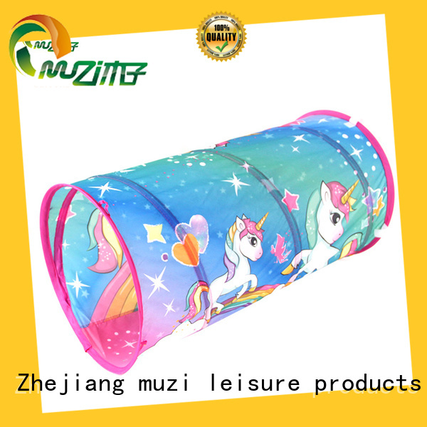 Muzi bracket kids tunnel chinese manufacturer for children