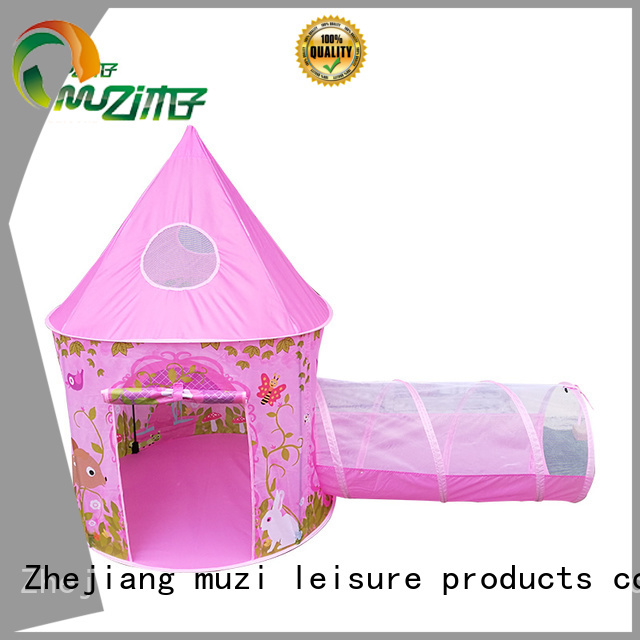 Muzi high quality boys play tent quick transaction for babies