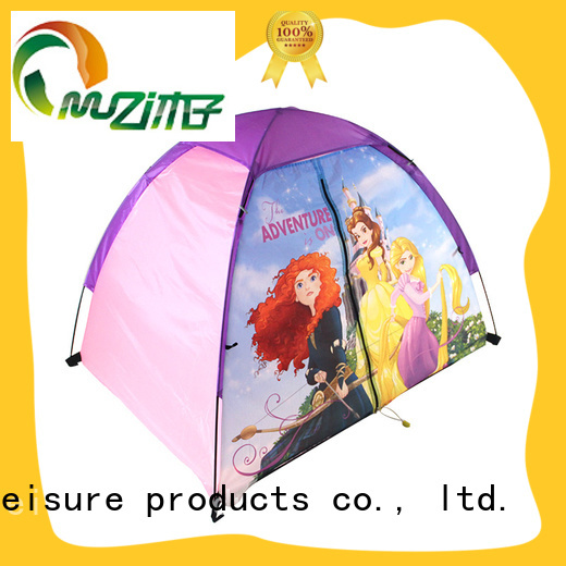 Muzi pipe kids popup tent for kids