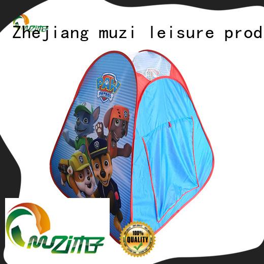 Muzi sixsided boys tent quick transaction for boy