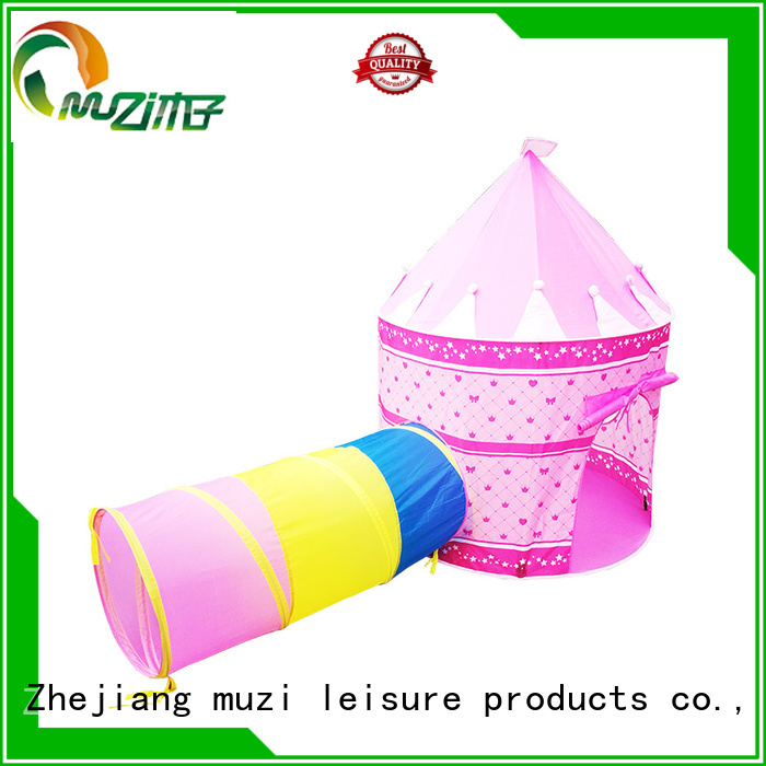 Muzi m003 pop up play tent custom made for children