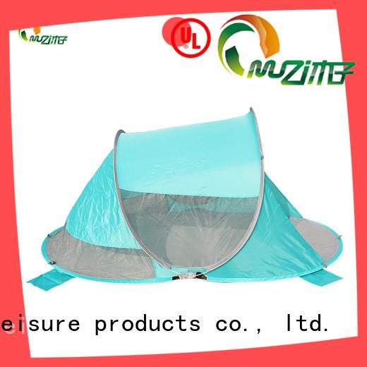 industrial kids beach pop up tent pe manufacturer