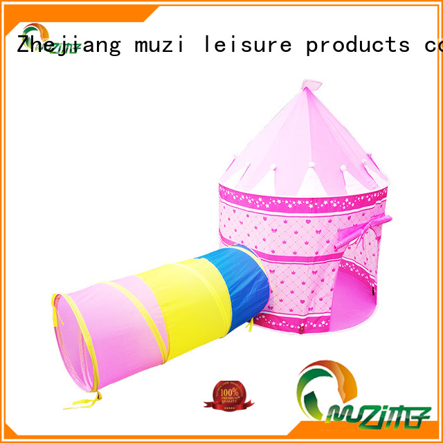 Muzi best quality indoor princess tent china manufacturing for indoor
