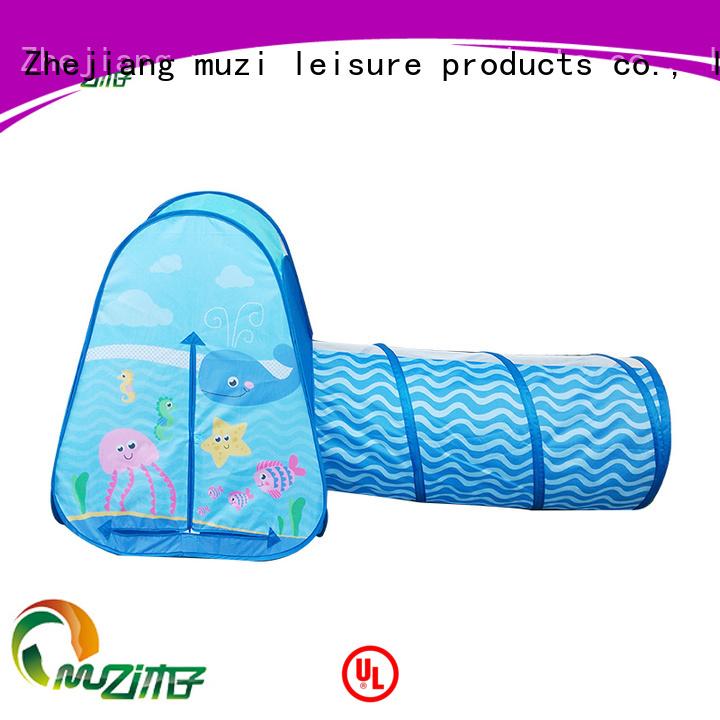 Muzi dot teepee tent for kids for girl