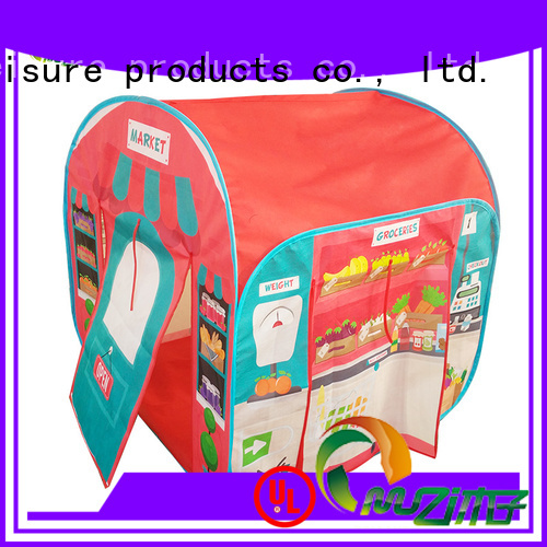 Muzi cheap pop up tent playhouse manufacturer for children