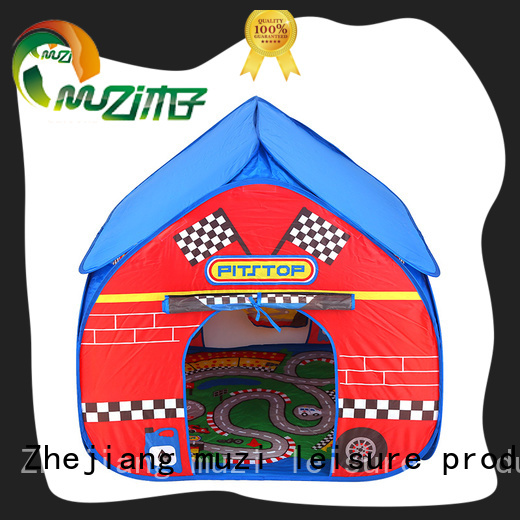 Muzi bottom play tent for children great deal for boy