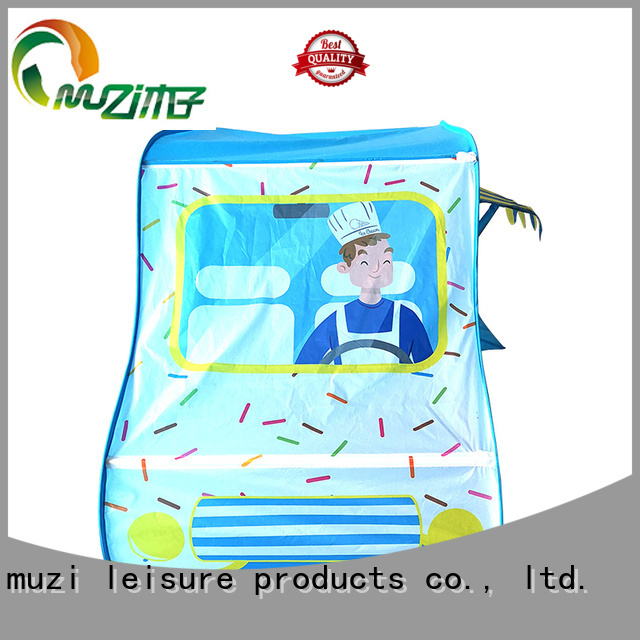 Muzi best quality pop up princess tent export worldwide for boy